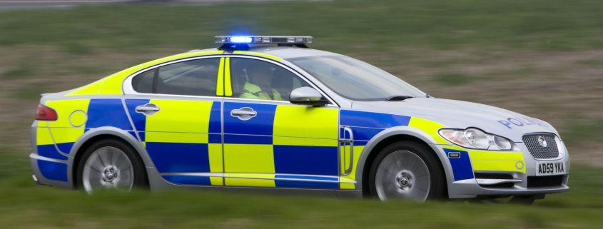 Dedicated traffic cops on UK roads fall by 27%