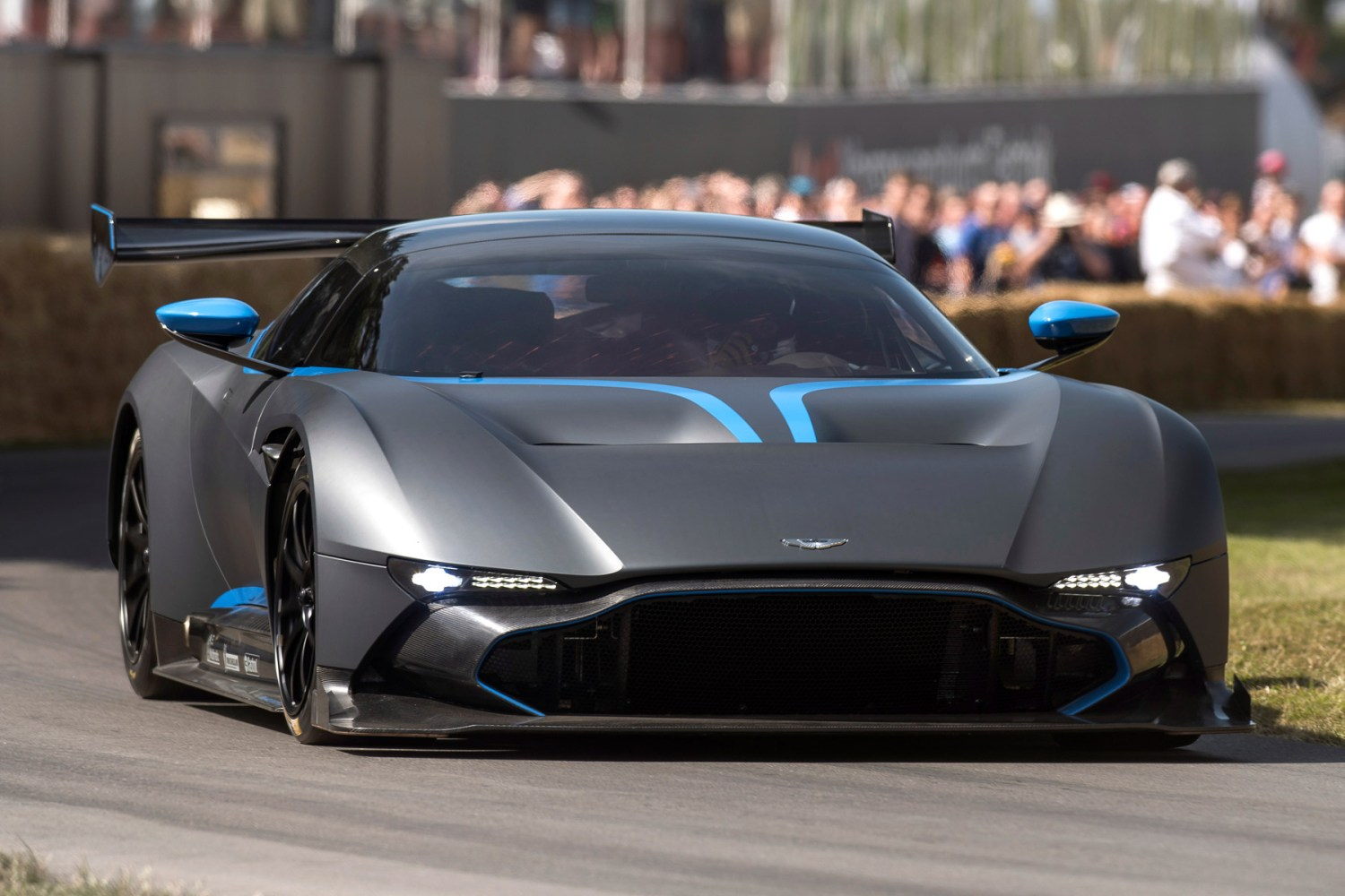 Aston Martin Vulcan >> Aston Martin Vulcan To Make Uk Road Debut On Coventry