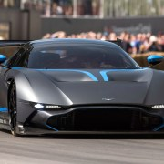 Aston Martin Vulcan to make UK road debut... on Coventry Ring Road