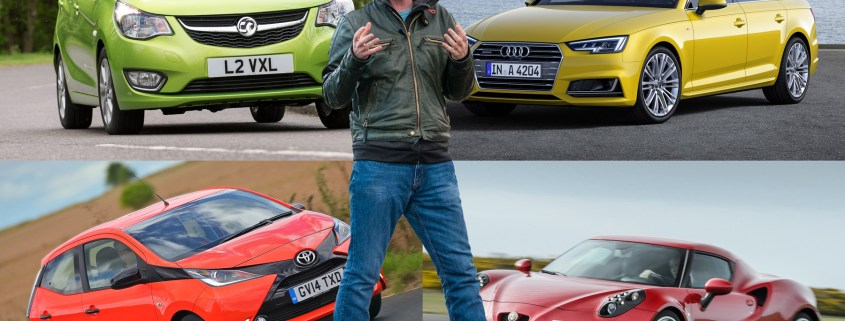 10 cars Chris Evans is wrong about