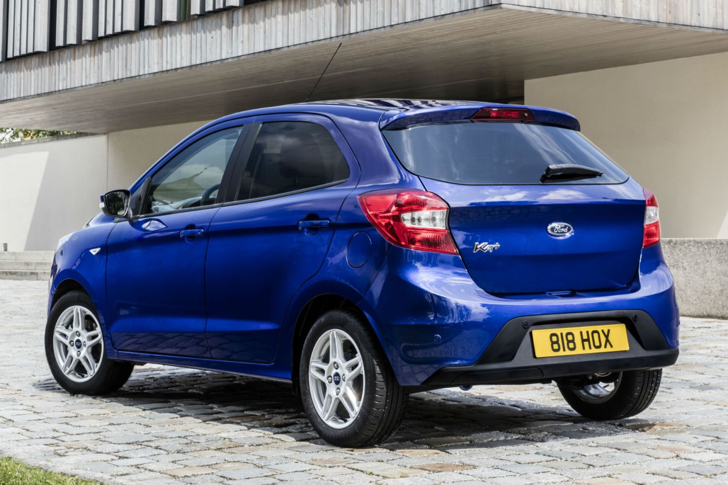 The new Ford Ka+: all you need to know
