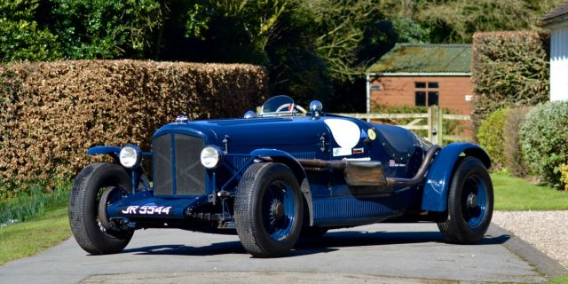 Goodwood Festival of Speed auction