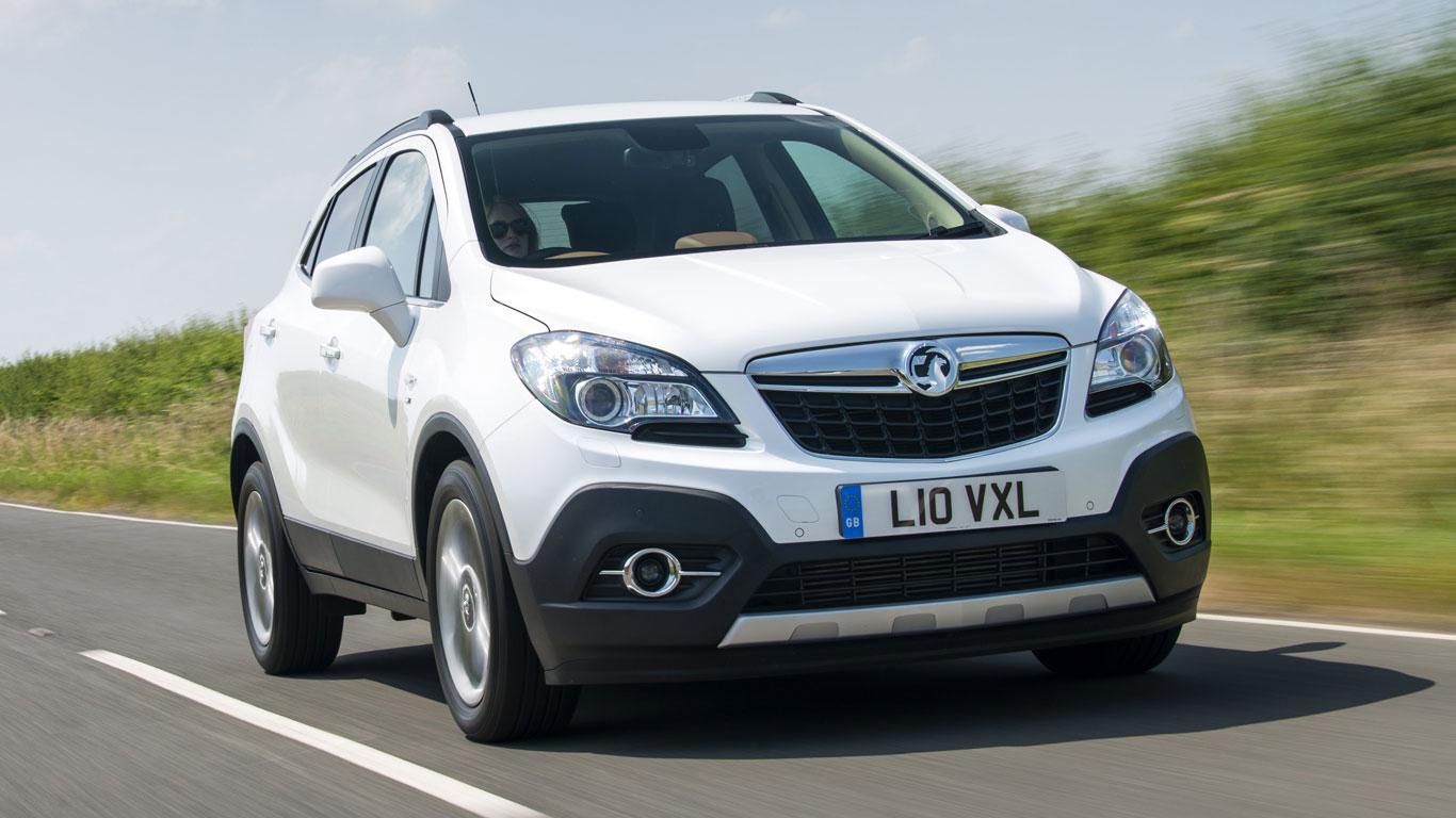 Vauxhall Mokka 1.6 CDTi