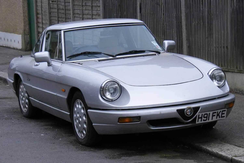 Alfa Romeo Spider (1990)