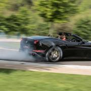 Ferrari California Full Throttle