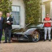 Ferrari Full Throttle Goodwood