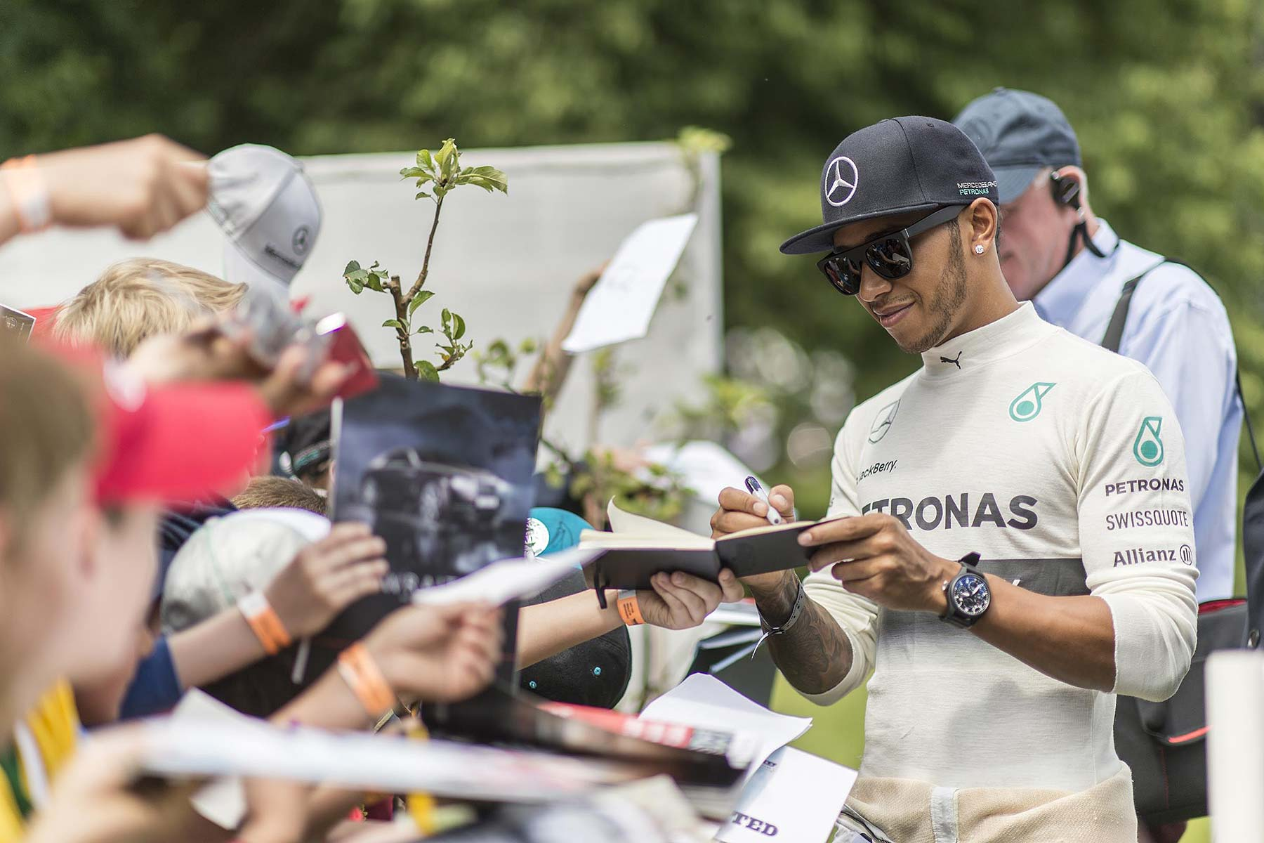 Goodwood Festival of Speed 2016: the racing drivers ...