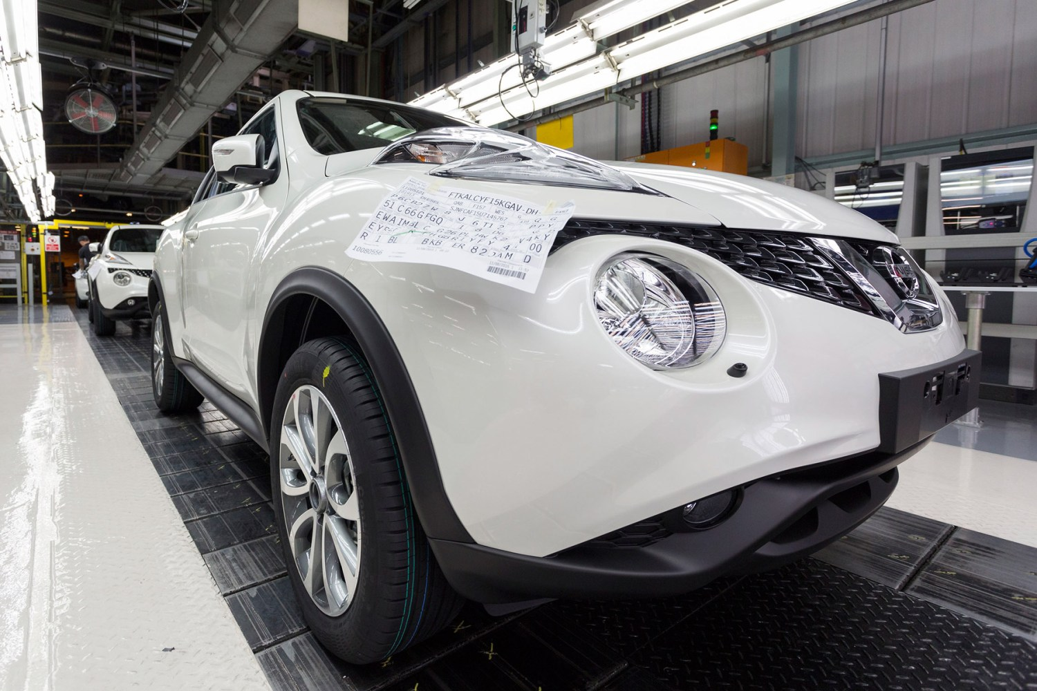 'Keep Britain open for business' urges UK automotive