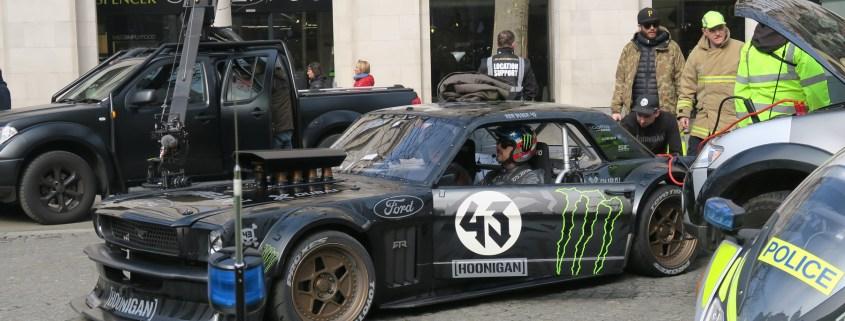 Top Gear: Matt LeBlanc's controversial Cenotaph stunt to air this weekend