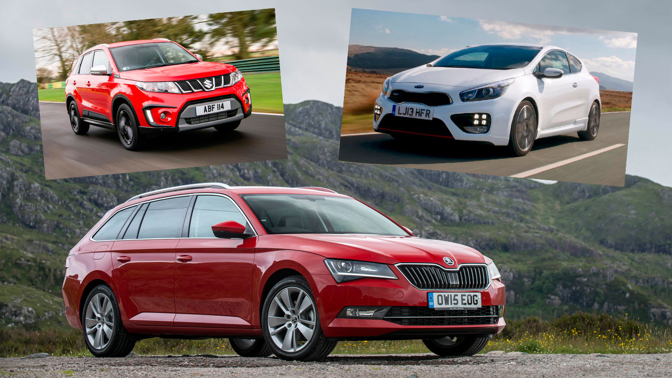 Revealed: the UK's most dependable car brands of 2016