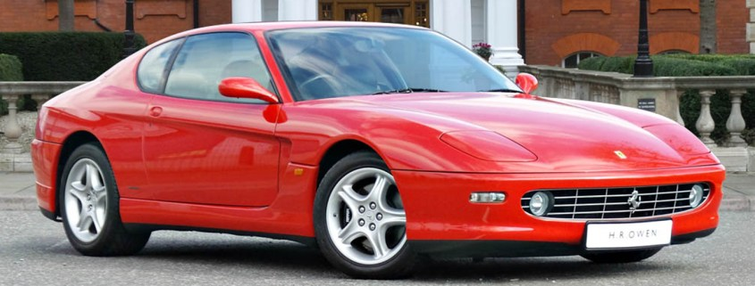 Bargain V12s in the classifieds NOW