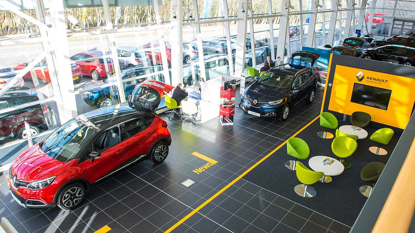Driver Power 2016 car dealer satisfaction