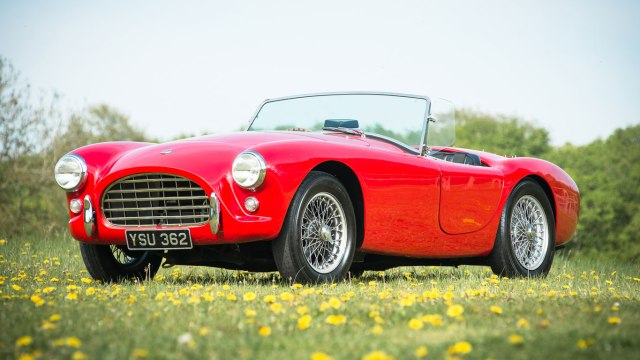 Fast and fabulous: Silverstone Classic Auction preview
