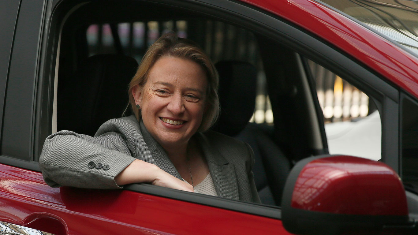 Order, order: the cars of British politicians