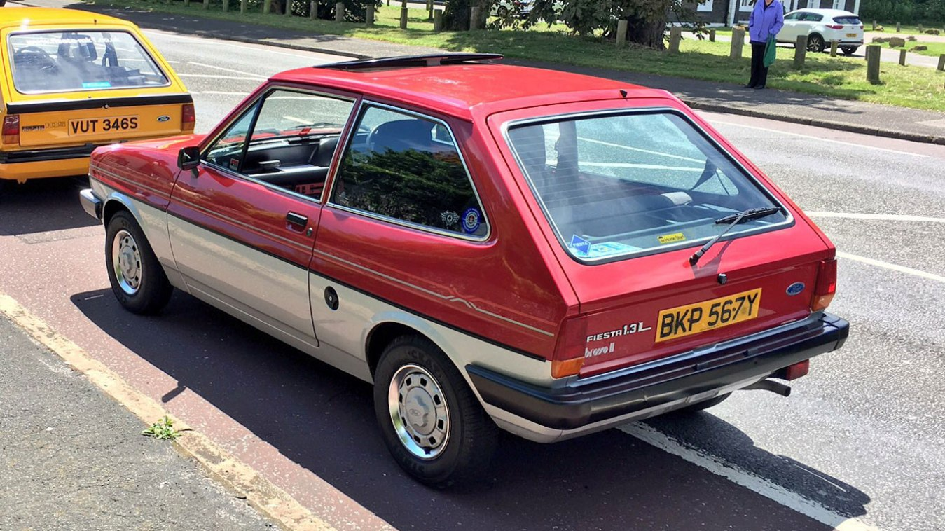 Ford Fiesta at 40: happy birthday to the UK's favourite car