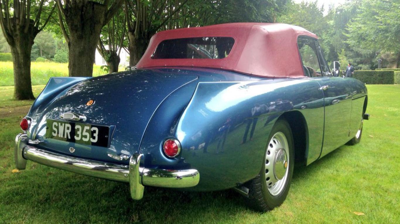 Bristol 405 Drophead Coupe