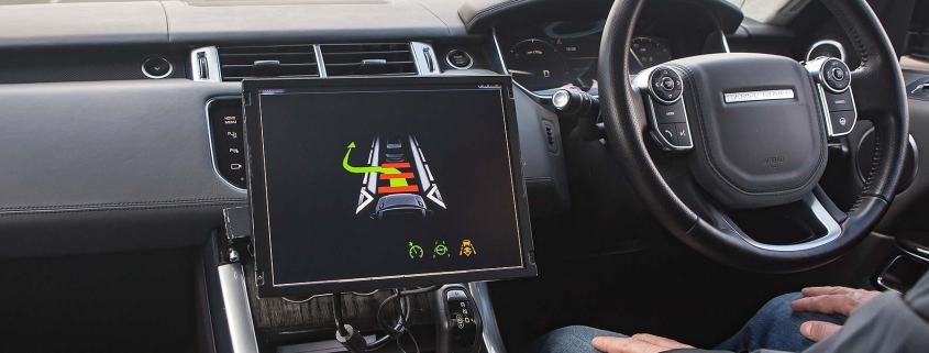JLR Driving Towards Autonomy