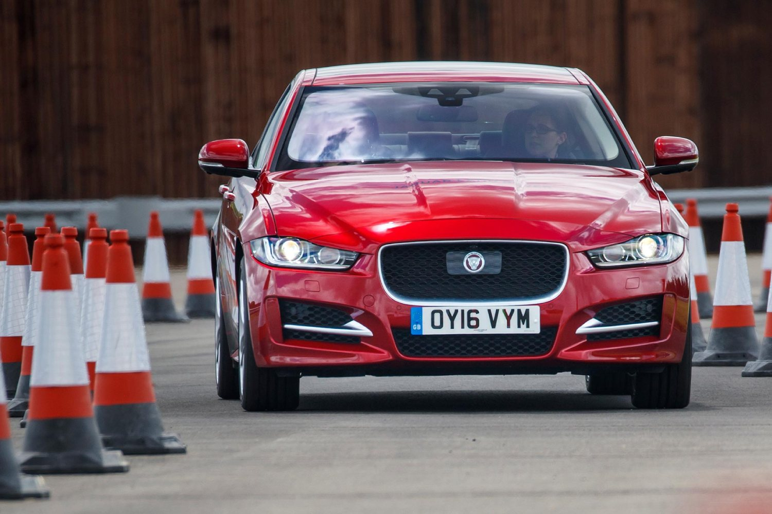 JLR autonomous roadwork assist