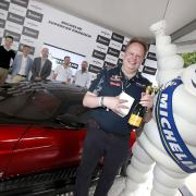 Michelin Showstopper Trophy