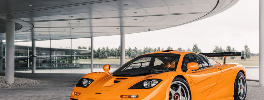 There isn't going to be a new McLaren F1... is there?