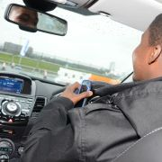 Young people 'too embarrassed' to comment on bad driving