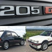 Peugeot 205 GTI Retro Road Test