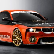 BMW 2002 Hommage gets awesome new paint job at Pebble Beach