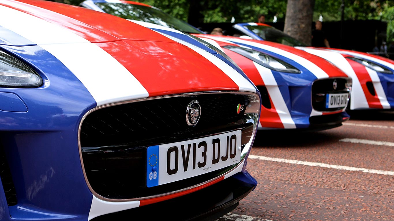 Best of British automotive