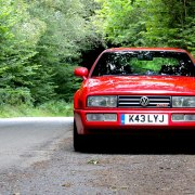 Volkswagen Corrado VR6: Retro Road Test