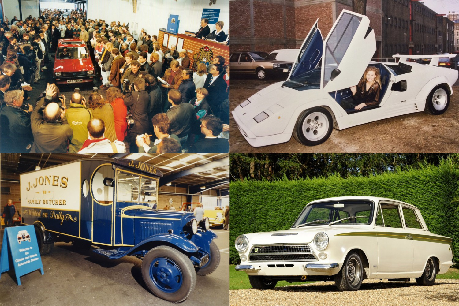 From Diana's Metro to Chitty Chitty Bang Bang: 10 classics sold at auction