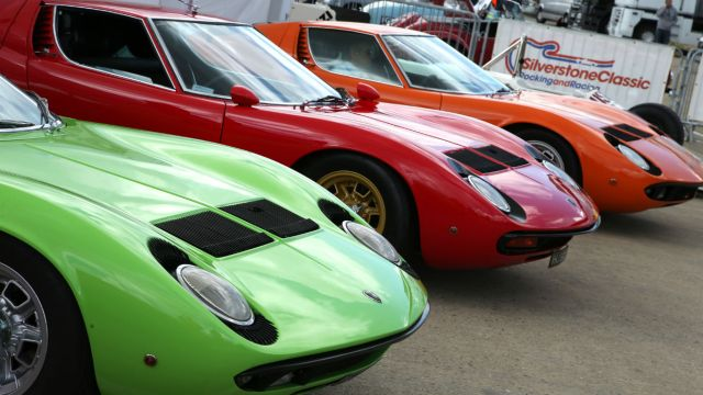 2016 Silverstone Classic: in pictures
