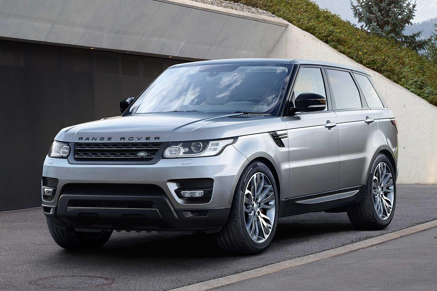 Range Rover Sport gets 2 0-litre diesel for 2017 | Motoring Research