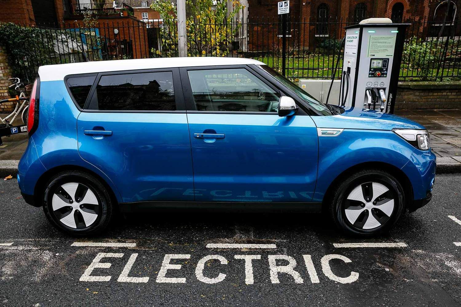 Go Ultra Low reports rising EV sales in the UK