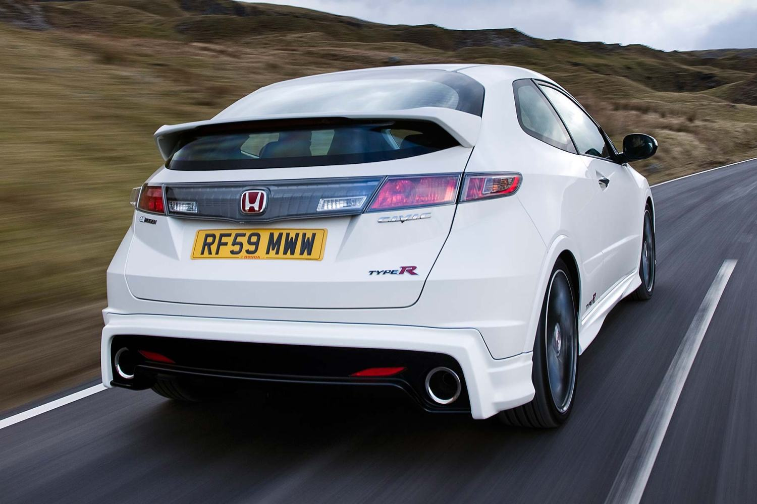 Honda Civic Type R – 2009