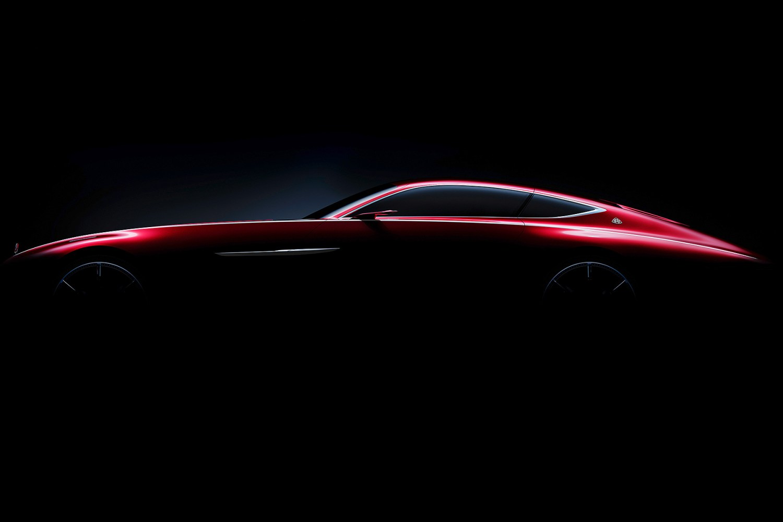Mercedes-Maybach Coupe Concept