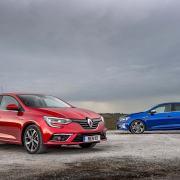 New 2016 Renault Megane range