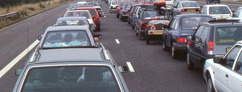 Bank holiday traffic this weekend could be 'worst in years'