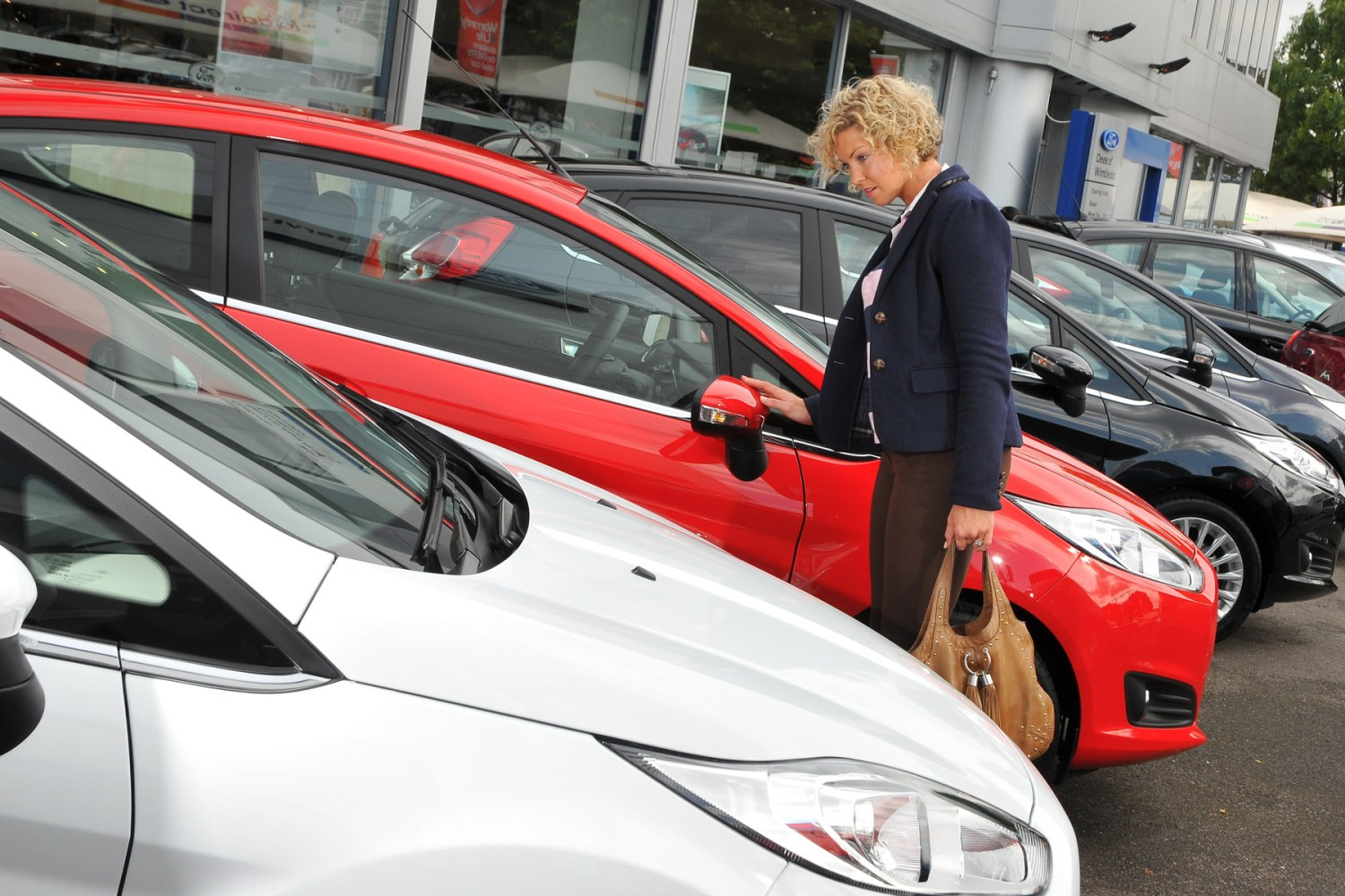 Car buyers dump dirty diesels in favour of downsized petrols