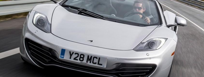 McLaren owner awarded damages for 'deprived enjoyment' after tractor crash