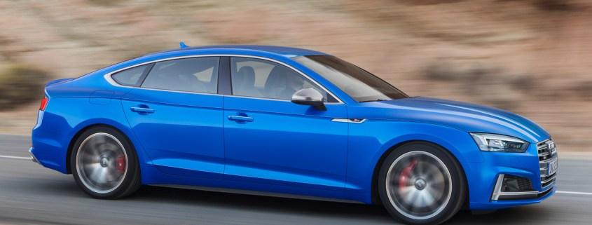 Audi A5 and S5 Sportback revealed ahead of Paris Motor Show debut