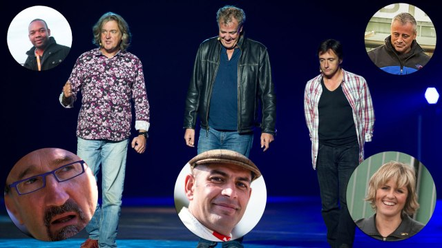 Top Gear vs. The Grand Tour: which presenters had the best cars?