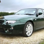 'Brand new' MG ZT up for auction