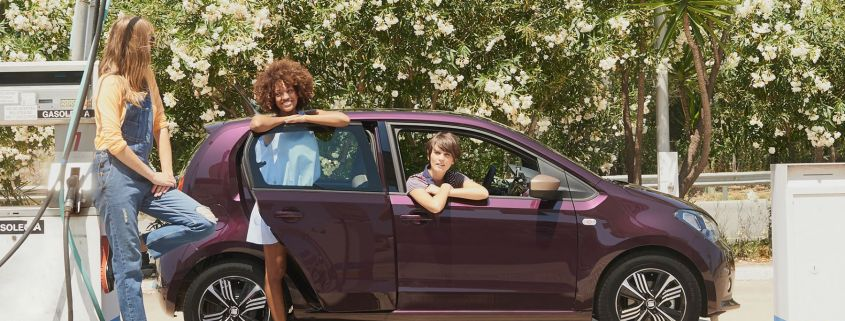 SEAT Mii by Cosmopolitan revealed: a car created by women, for women