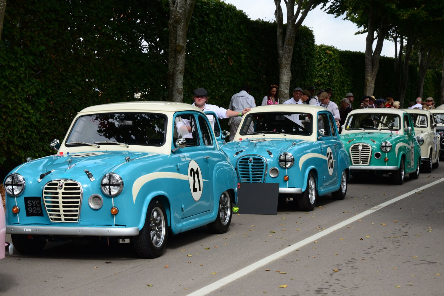 Goodwood Revival 2016: day 1