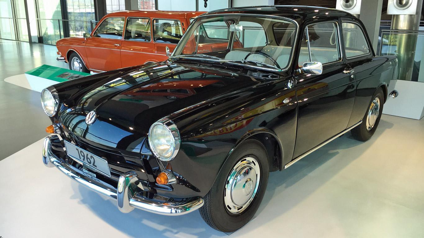 1962 Volkswagen Type 3