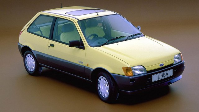 Revealed: the Ford Fiestas that never were