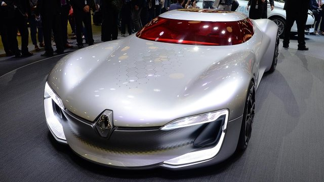 Paris Motor Show 2016: all the cars