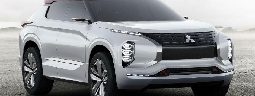 Mitsubishi reveals GT-PHEV concept ahead of Paris Motor Show debut