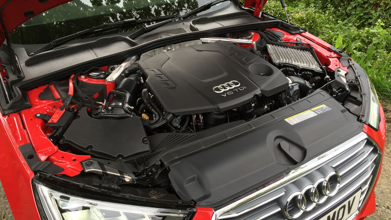3.0 V6 TDI engine