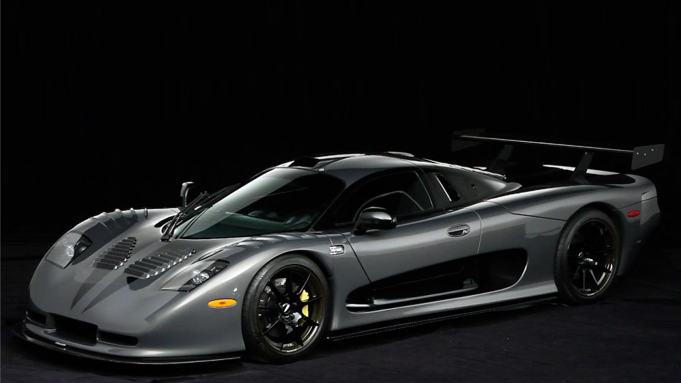 Mosler MT900 GTR Twin-Turbo: $220,000 (£181,000)